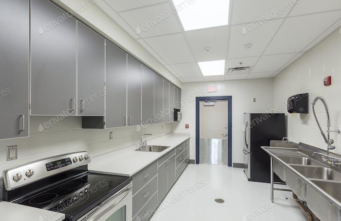 54285,Animal shelter kitchen