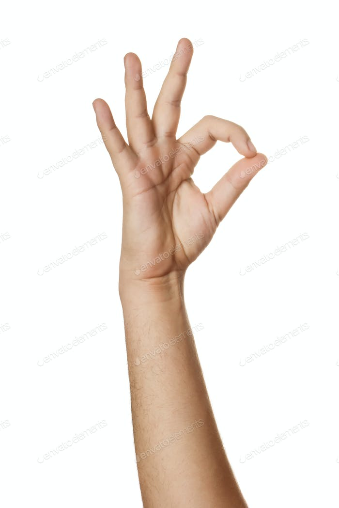 Hand sing