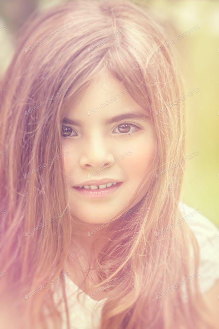 Thumbnail for Beautiful little girl