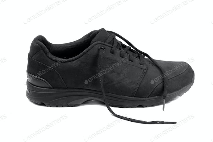 Black men shoes