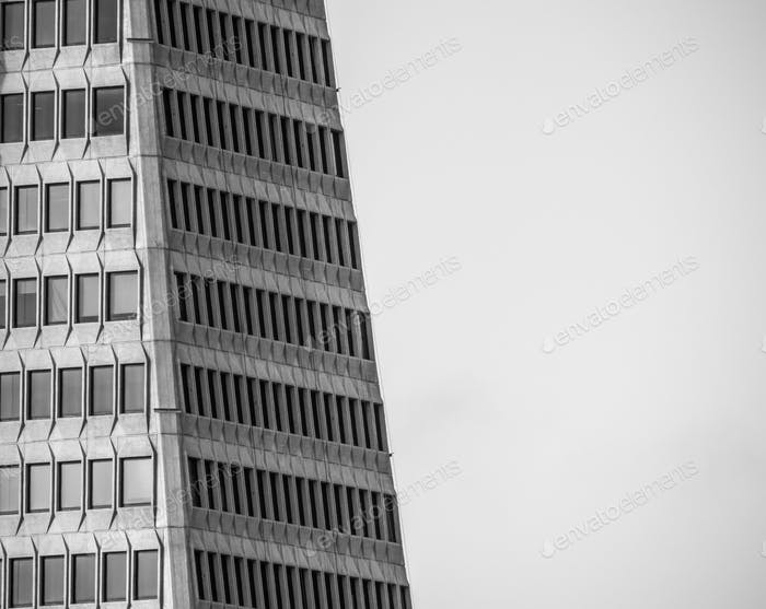Abstract Skyscraper Detail