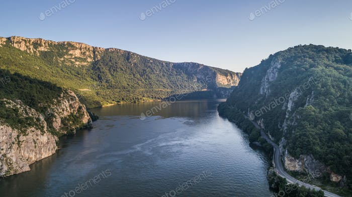 Thumbnail for Danube Gorges, Romania