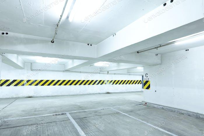 Parkplatz Ebene