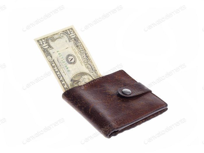 Money In Wallet