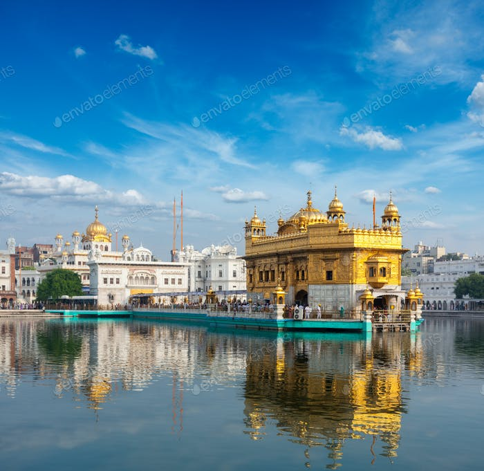Thumbnail for Golden Temple, Amritsar