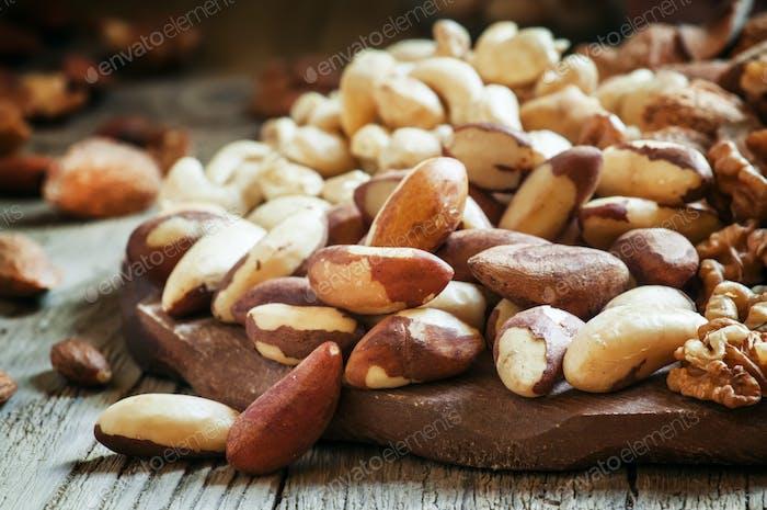 Brazilian nut, nut mix