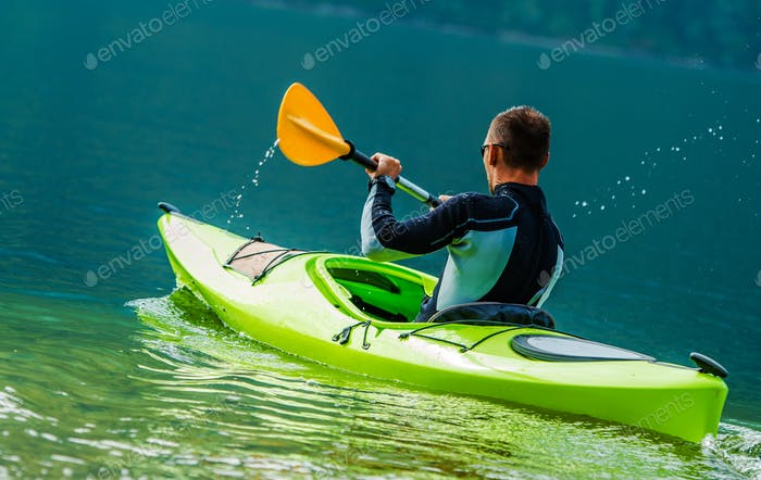 Freizeit-Kayak-Tour