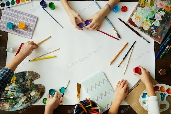 Creative Kids Background