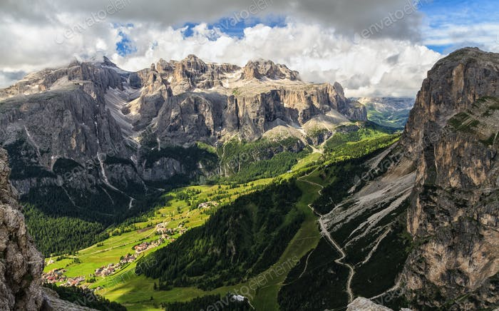 Badia Valley - Dolomiti
