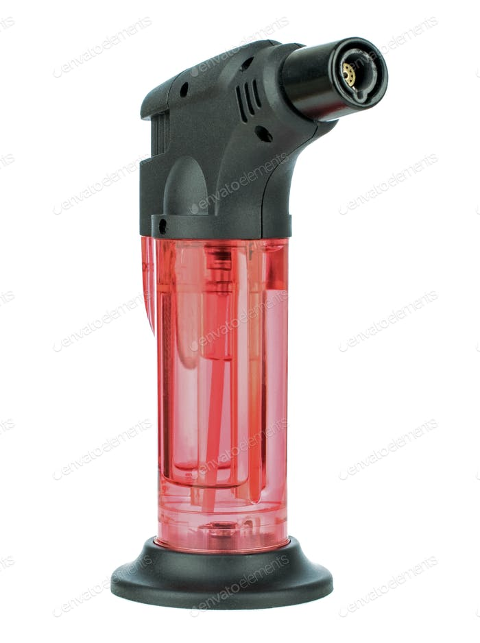 A Gas Cooking Torch