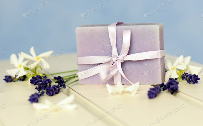 Soap of lavender