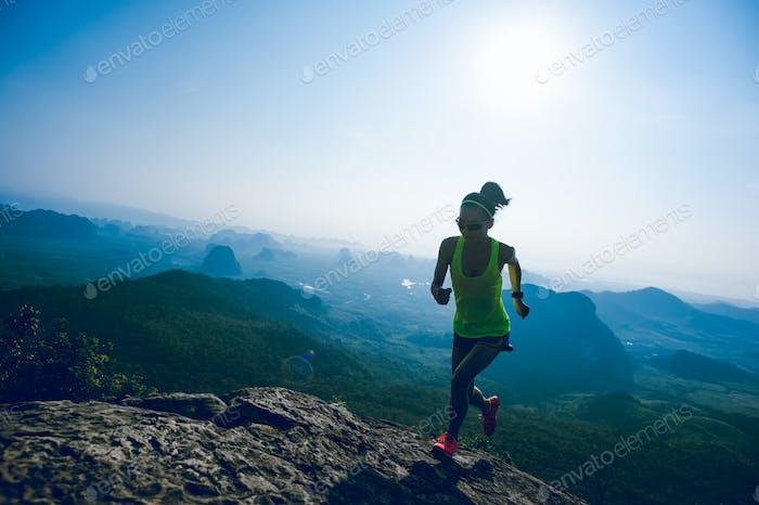 Running to succss