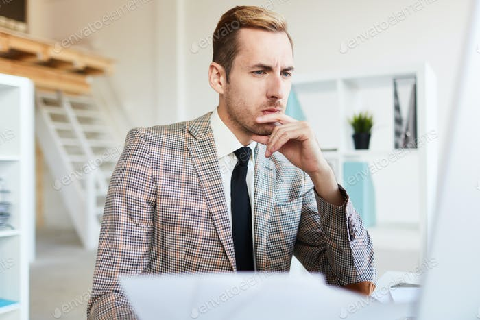 Serious broker