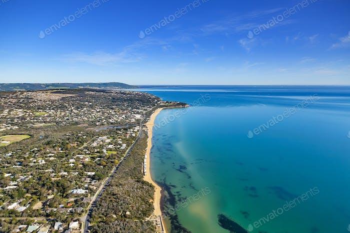 Australische Luftaufnahmen