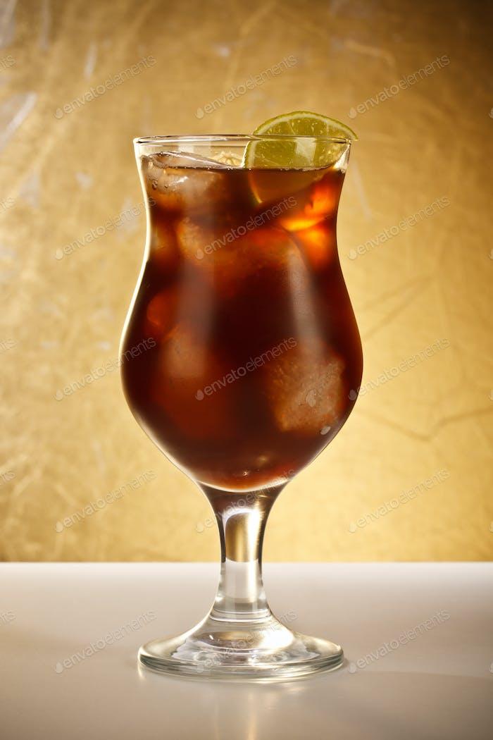 Frisches Cola-Getränk