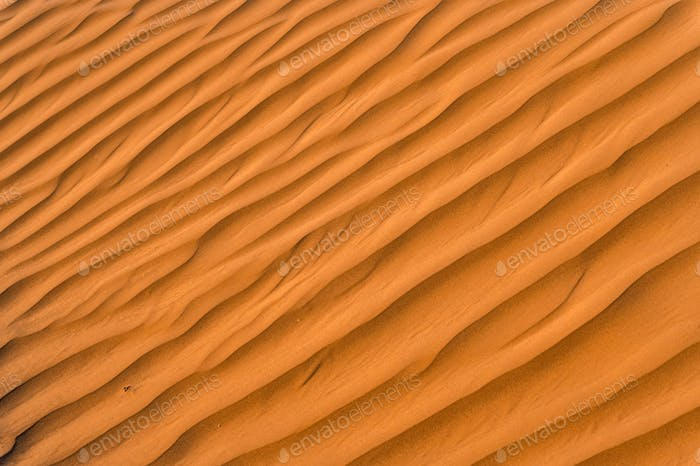 Close up image of beautiful sand texture background