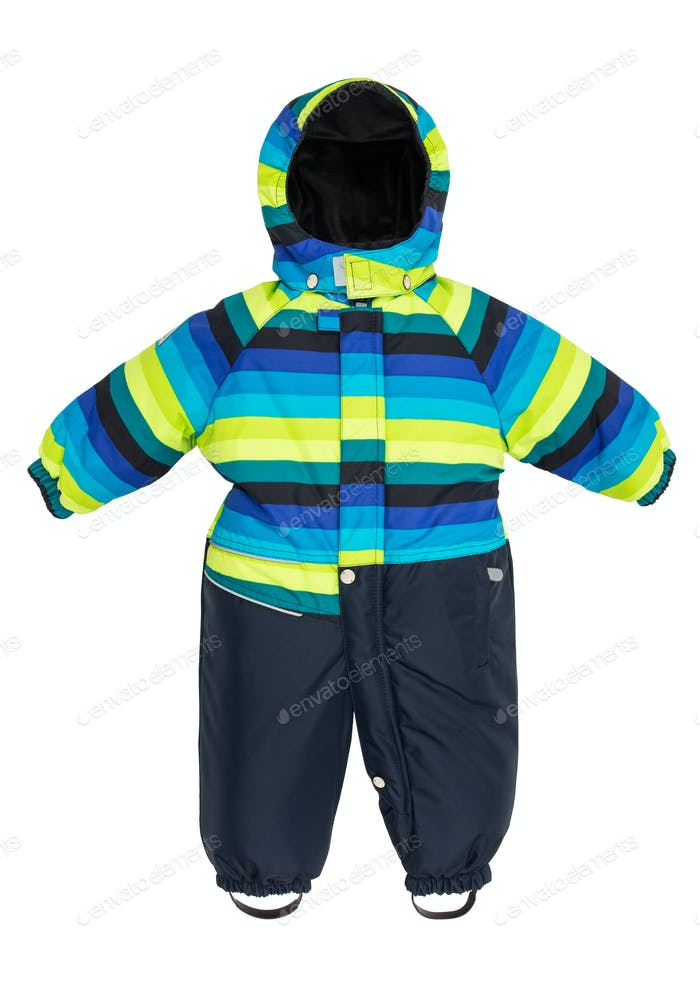 Childrens snowsuit Coat