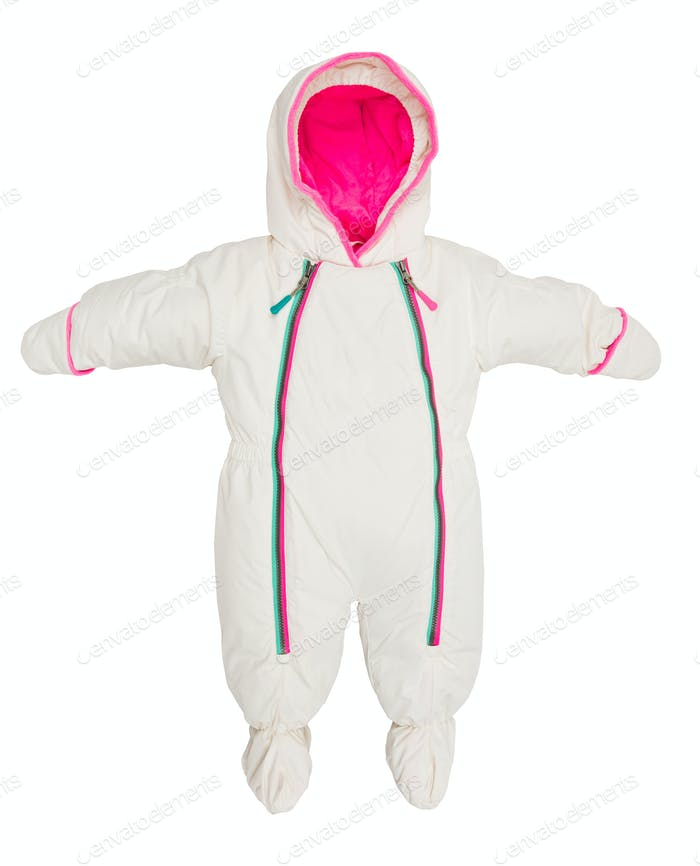 Baby snowsuit Coat