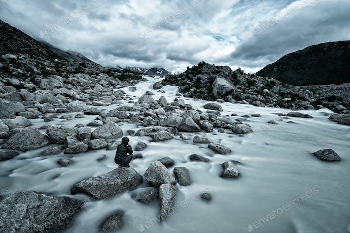 Rivers in Tibet