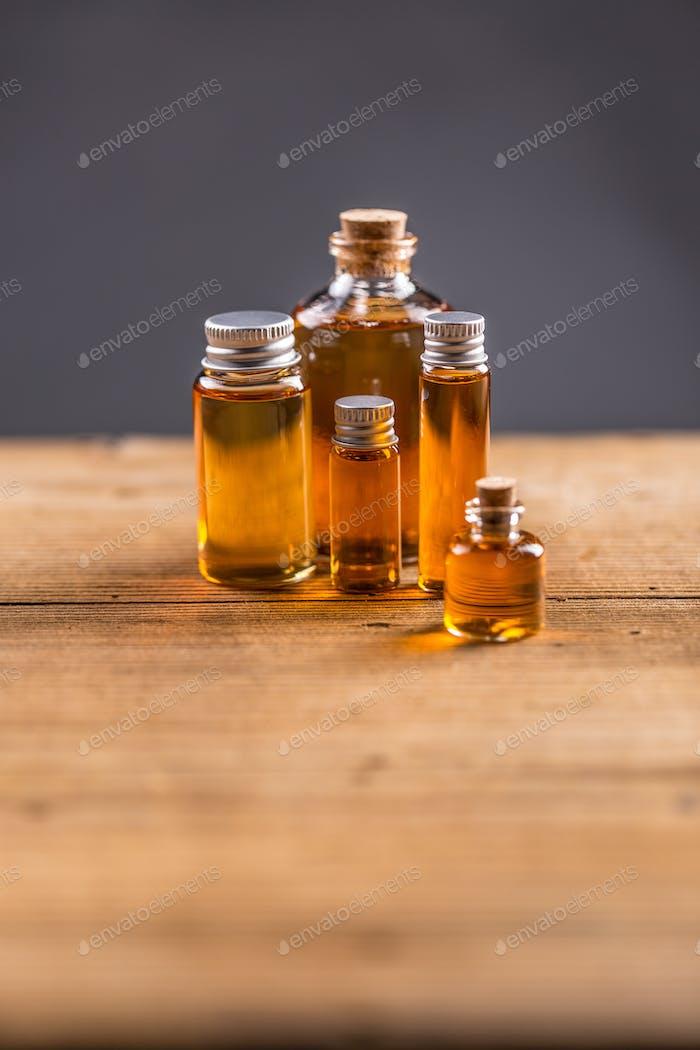 Different essential oil