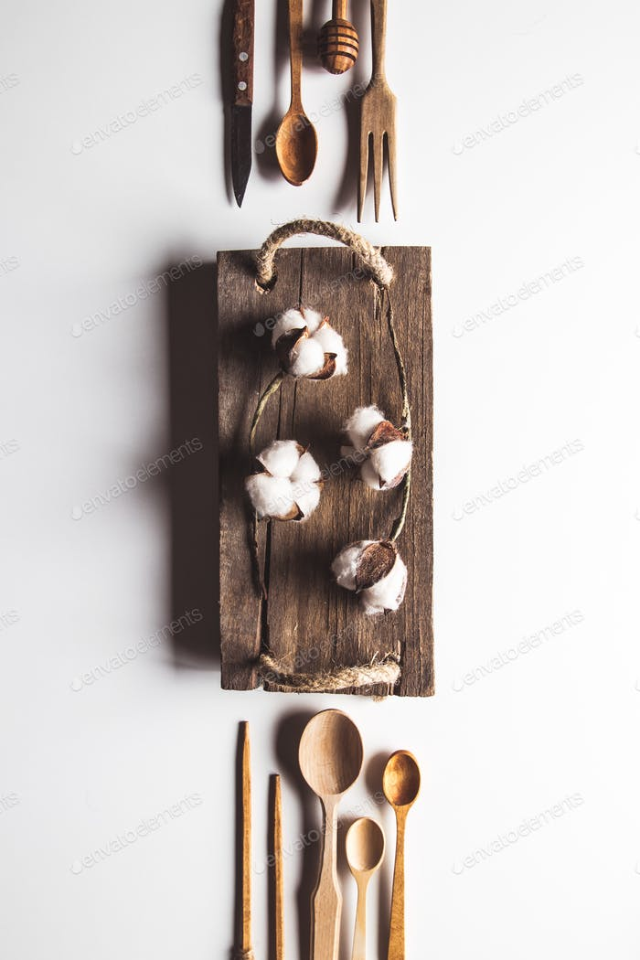 eco natural on white background. sustainable lifestyle concept. zero waste PNOV2019