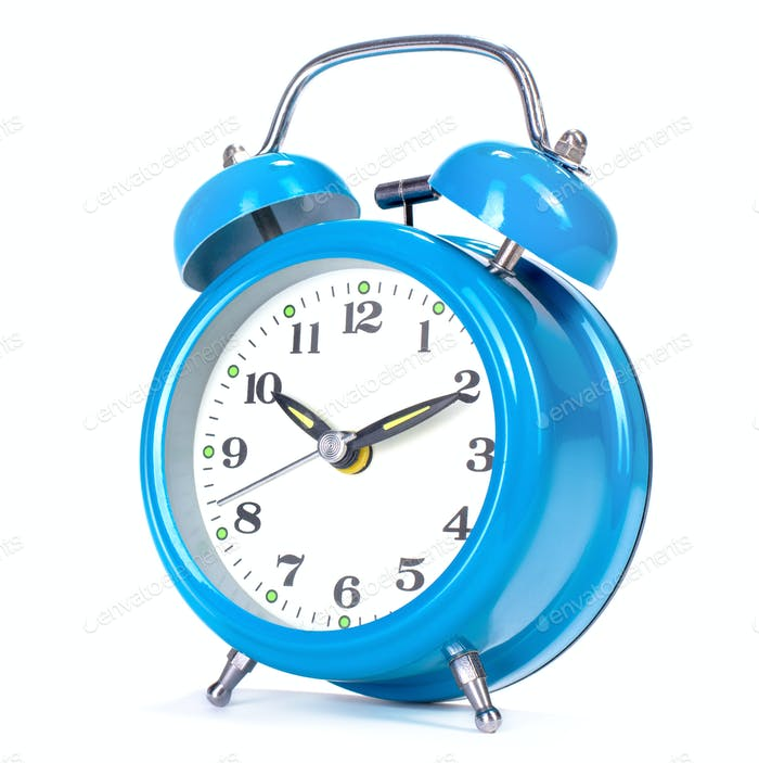 Retro style alarm-clock