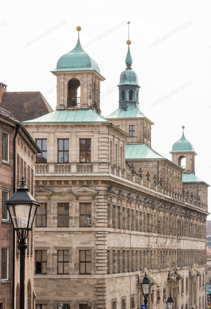 Town Hall of Nuremberg
