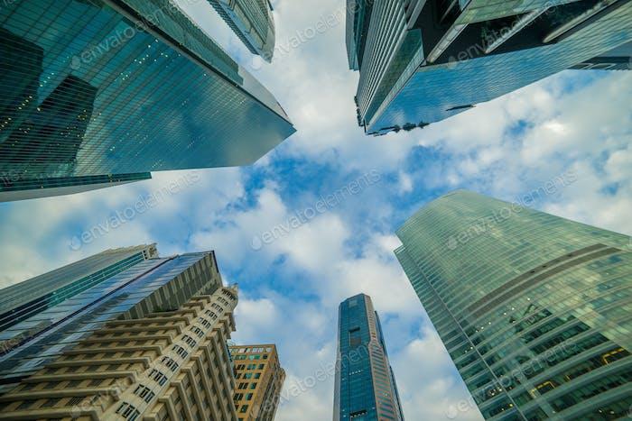 Edificio de Singapur