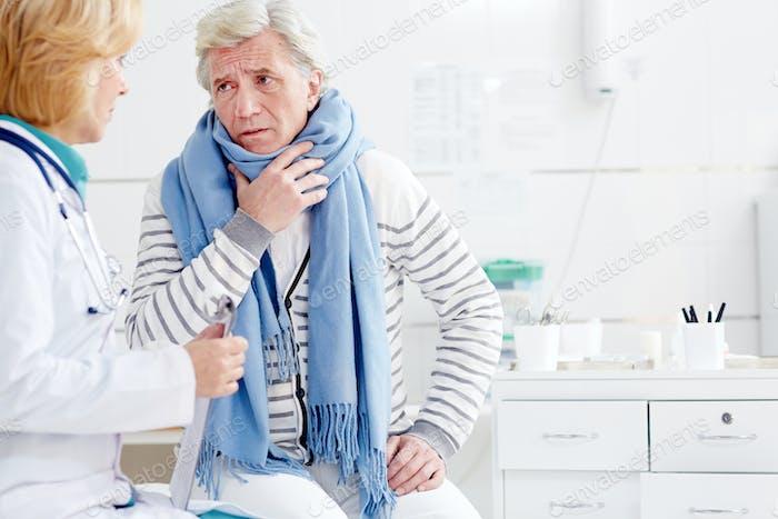 Grippe-Zeitraum