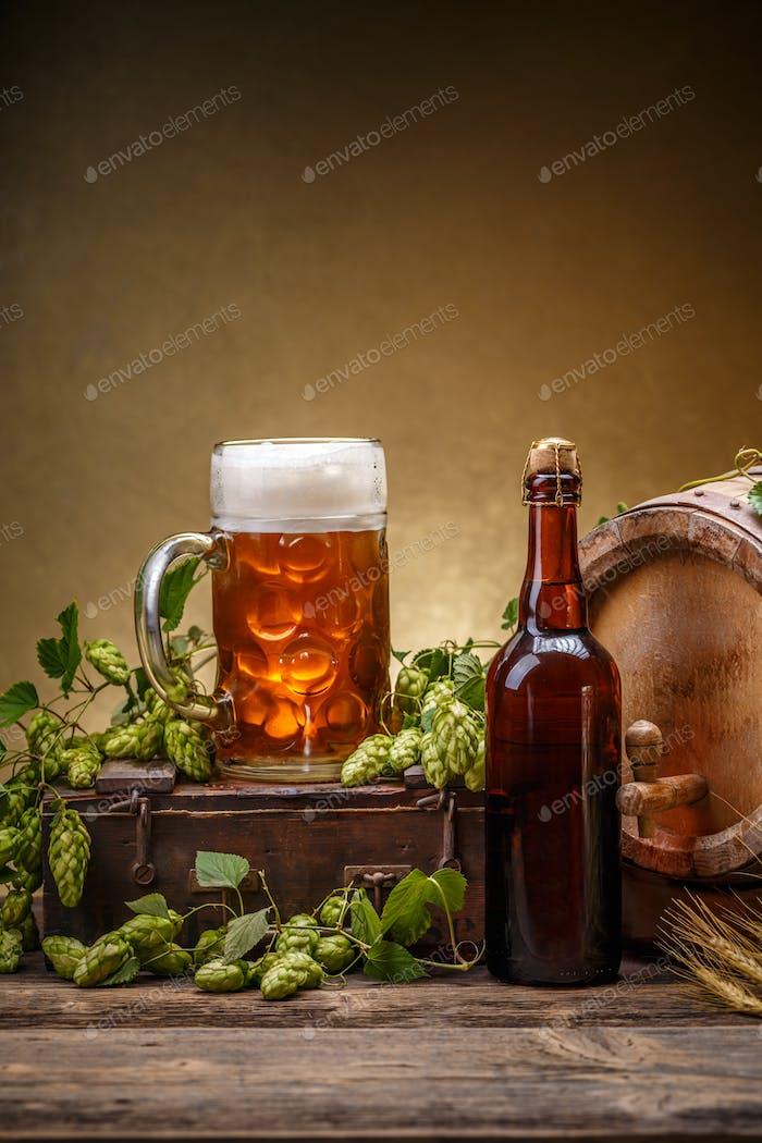 Fresh beer concept