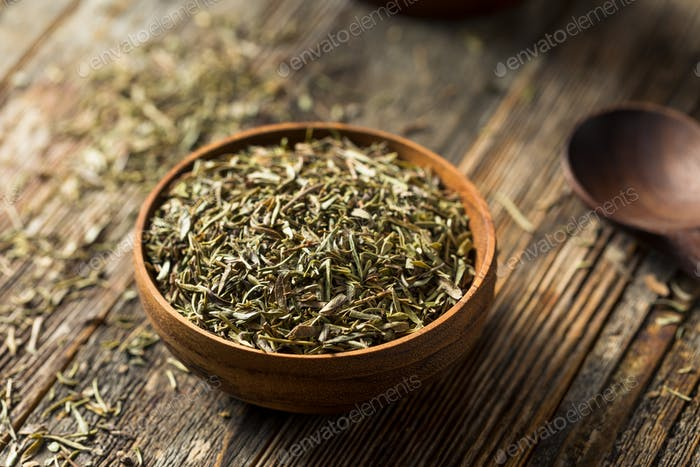 Dried Organic Greek Oregano