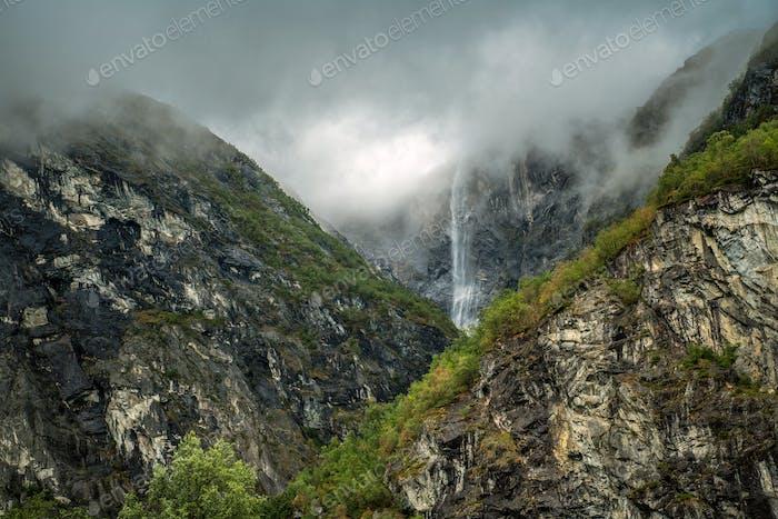 Scenic Norwegian Nature