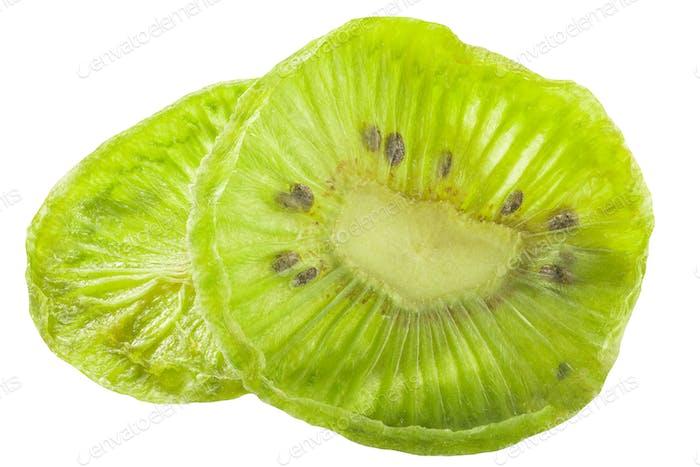 Kiwi Chips getrocknete Scheiben, Wege