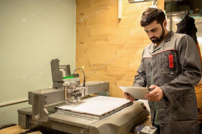 Print specialist