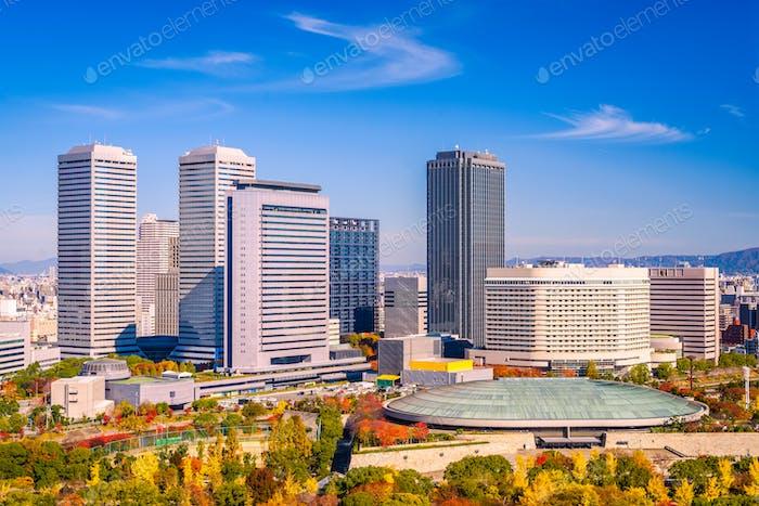 Parc d'affaires du Japon d'Osaka