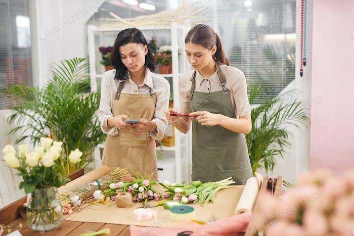 Flower Shop Medienkonto