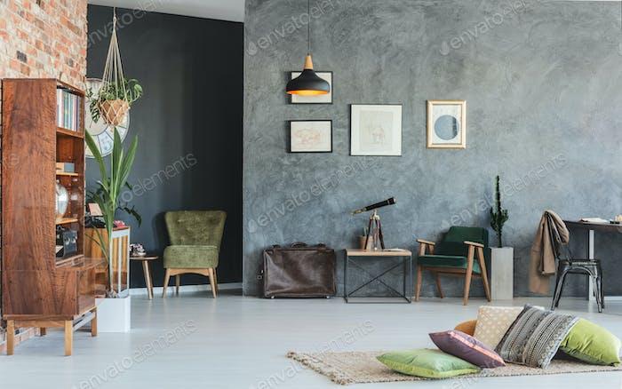 Oldschool Interior Design Foto Von Bialasiewicz Auf Envato Elements Magnificent Furniture Design School Interior