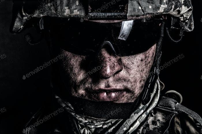 War conflict combatant after battle or raid