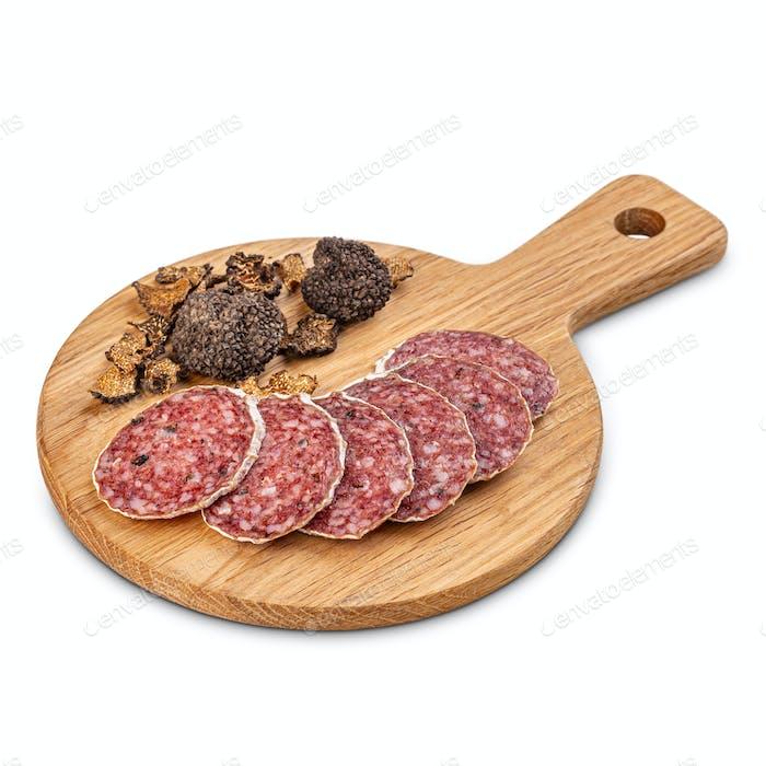 Gourmet-Salami mit Trüffel