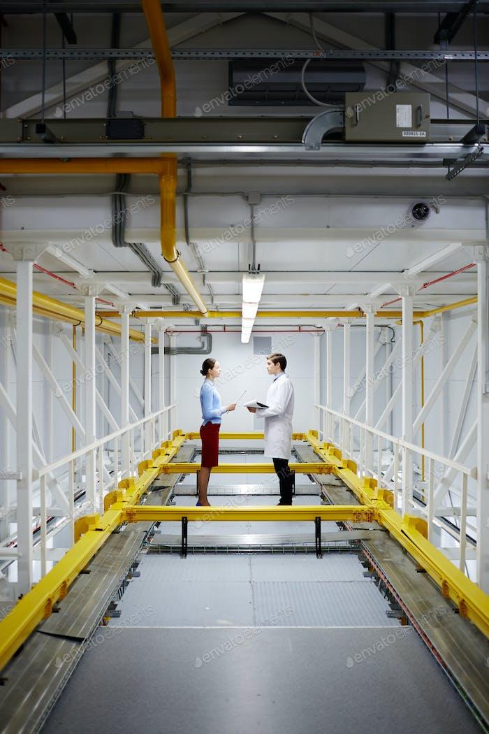 Ingenieros en Trabajo