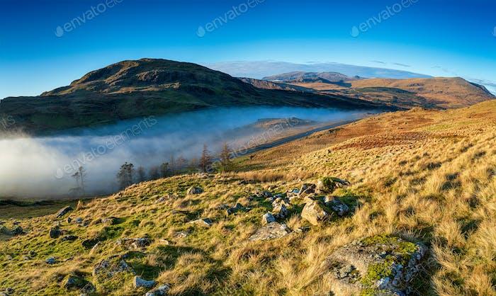 Der Krimpass in Wales