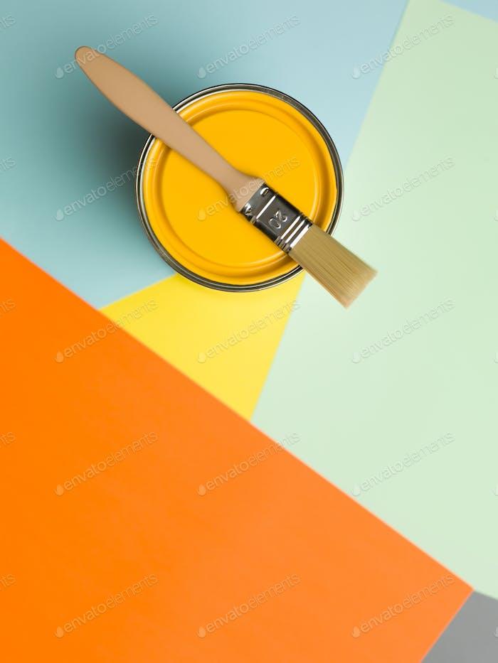 minimale abstrakte Komposition