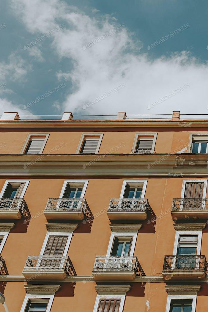 Architecture of Naples
