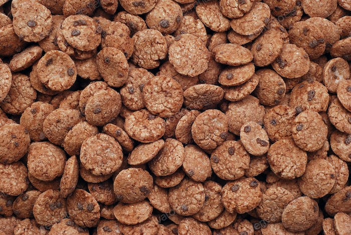 chocolate chips cereals