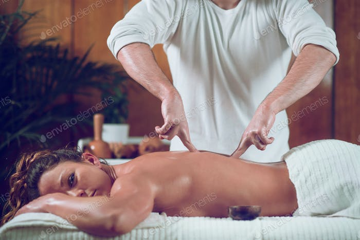 Thumbnail for Relaxing Back Massage