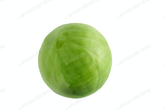 Green melon horizontal