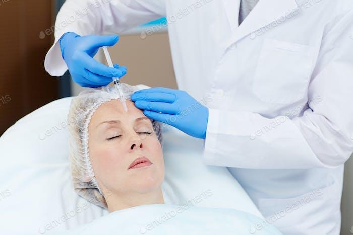 Botox-Verfahren