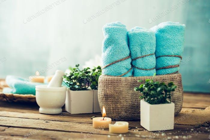 Ambiente de spa