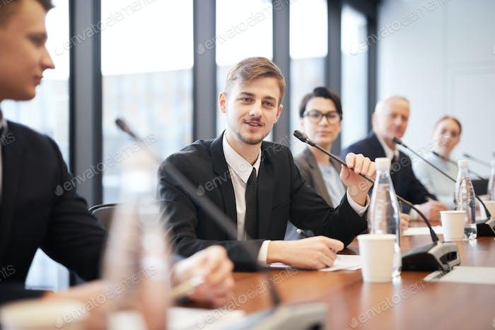 """Konferenz """"People in Business"""""""