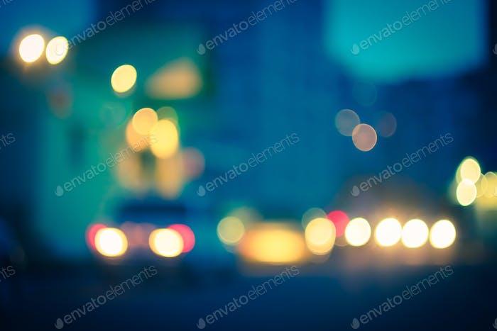Foto von Bokeh Lights